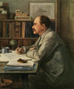 Rudyard Kipling Poster Print By Mary Evans Picture Library/Peter & Dawn Cope Collection - Item # VARMEL10582407