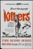 The Killers Movie Poster Print (27 x 40) - Item # MOVGI2348