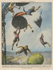 Parachute Poster Print By Mary Evans Picture Library - Item # VARMEL10008722