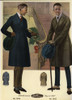 Men In Double-Breasted Coats Carrying Canesà Poster Print By ® Florilegius / Mary Evans - Item # VARMEL10935728