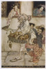 Aladdin New Lamps 1933 Poster Print By Mary Evans Picture Library/Arthur Rackham - Item # VARMEL10148359