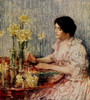 The Jonquils Poster Print by  Childe Hassam - Item # VARPPHPDP83893