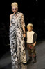 Gwen Stefani, Kingston Rossdale On Stage For L.A.M.B. FallWinter 2011 Collection Fashion Show, Lincoln Center, New York, Ny February 17, 2011. Photo By Kristin CallahanEverett Collection Celebrity - Item # VAREVC1117F12KH017