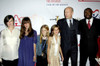 Bruce Willis Daughters, Friend, Antwone Fisher At Arrivals For Annie Opening Night, Pantages Theatre, Los Angeles, Ca, October 04, 2005. Photo By Michael GermanaEverett Collection Celebrity - Item # VAREVC0504OCAGM010
