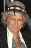 Keith Richards At Arrivals For Shine A Light Premiere, Clearview'S Ziegfeld Theater, New York, Ny, March 30, 2008. Photo By Slaven VlasicEverett Collection Celebrity - Item # VAREVC0830MRCPV025