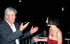Richard Gere And Bai Ling At The Premiere Of Paris At The Tribeca Film Festival, Nyc, 5072003, By Cj Contino. Celebrity - Item # VAREVCPSDRIGECJ012