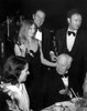 1971 Post Oscar Partying With Oona Chaplin History - Item # VAREVCSBDOSPIEC029