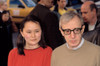 Soon-Yi Previn And Woody Allen At Premiere Of Hollywood Ending, Ny 4232002, By Cj Contino Celebrity - Item # VAREVCPSDWOALCJ003
