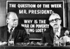 Gop Congressional Leaders Charged That Pres. Johnson'S Anti-Poverty Program Shows The 'Arrogance Of Power'. Rep. Gerald Ford And Sen. Everett Dirksen History - Item # VAREVCCSUA000CS305
