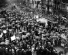 1932 Communist Party May Day Rally In Rutgers Square In New York City. Over 40 History - Item # VAREVCCSUA001CS618