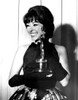 1961 Best Supporting Actress Rita Moreno Beams As She Holds Her New Oscar Statuette History - Item # VAREVCSBDOSPIEC111