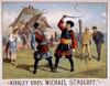 1882 Poster For Michael Strogoff The Courier Of The Czar History - Item # VAREVCHISL007EC505
