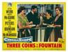 Three Coins In The Fountain Still - Item # VAREVCMSDTHCOFE003