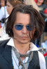 Johnny Depp At Arrivals For Pirates Of The Caribbean At World_S End Premiere, Disneyland, Anaheim, Ca, May 19, 2007. Photo By John HayesEverett Collection Celebrity - Item # VAREVC0719MYAJH109