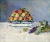 Still Life With Peaches And Grapes Fine Art - Item # VAREVCHISL044EC666