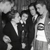 Physicist Lise Meitner Meets The Finalists In The Science Talent Search Competition In 1946. At The Time History - Item # VAREVCHISL039EC589