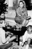 Princess Grace Kelly With Children Caroline History - Item # VAREVCPSDGRKECS005