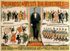 Primrose And West'S Big Minstrels Appealed To Their Audiences' Social Aspirations By Offering Refined And High Class Entertainment History - Item # VAREVCHISL007EC134