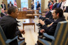 President Obama Reaffirmed Us Commitment To Lebanon S Independence In A May 24 2010 Meeting With Lebanese Prime Minister Saad Hariri. May 24 2010. History - Item # VAREVCHISL026EC254