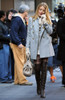 Blake Lively On Location For Gossip Girl Season Three Shooting In Manhattan, 44Th Street And Sixth Avenue, New York, Ny November 9, 2009. Photo By Kristin CallahanEverett Collection Celebrity - Item # VAREVC0909NVKKH005