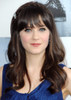 Zooey Deschanel At Arrivals For Film Independent'S 2009 Spirit Awards, On The Beach, Santa Monica, Ca 2212009. Photo By Dee CerconeEverett Collection Celebrity - Item # VAREVC0921FBDDX042