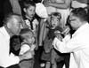 A Young Girl Receiving A Vaccine History - Item # VAREVCSBDVACCCS006