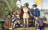 The Landing Of Columbus History - Item # VAREVCP4DCHCOEC010