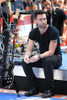 Adam Levine Of Maroon 5 On Stage For Nbc Today Show Concert With Maroon 5, Rockefeller Center, New York, Ny, August 17, 2007. Photo By Kristin CallahanEverett Collection Celebrity - Item # VAREVC0717AGAKH011