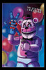 Five Nights At Freddy's Sister Location - Funtime Freddy Poster Print - Item # VARTIARP15002