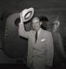 1952 Presidential Nominee Adlai Stevenson Arriving At The Democratic National Convention History - Item # VAREVCHISL034EC307