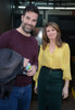 Rob Delaney, Sharon Horgan Out And About For Celebrity Candids - Wed, , New York, Ny April 6, 2016. Photo By Derek StormEverett Collection Celebrity - Item # VAREVC1606A01XQ012