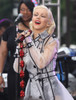 Christina Aguilera On Stage For Cbs The Early Show Concert With Christina Aguilera, Midtown Manhattan, New York, Ny June 9, 2010. Photo By Rob KimEverett Collection Celebrity - Item # VAREVC1009JNEKM019