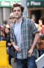Robert Pattinson On Location For Robert Pattinson On Film Shoot For Remember Me, Washington Square Park, New York, Ny June 15, 2009. Photo By Kristin CallahanEverett Collection Celebrity - Item # VAREVC0915JNGKH011