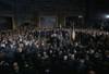 President Lyndon Johnson Lying In State In The Capitol Rotunda. President Richard Nixon History - Item # VAREVCHISL033EC424
