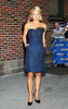 Kelly Ripa At Talk Show Appearance For Thu - The Late Show With David Letterman, Ed Sullivan Theater, New York, Ny, April 17, 2008. Photo By Desiree NavarroEverett Collection Celebrity - Item # VAREVC0817APHNZ007