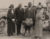 President And Florence Harding With Edward And Evalyn Mclean And Their Son In Palm Beach History - Item # VAREVCHISL036EC155