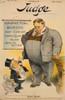 "1909 Cartoon Criticizing To Taft'S Continuation Of His Predecessor'S ""Roosevelt Policy History - Item # VAREVCHISL002EC078"