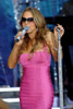 Mariah Carey On Stage For Abc Good Morning America Concert With Mariah Carey, Times Square, New York, Ny, April 25, 2008. Photo By George TaylorEverett Collection Celebrity - Item # VAREVC0825APEUG003