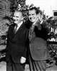 Presidents Richard Nixon And Georges Pompidou Of France Meeting At Angra Do Heroismo History - Item # VAREVCCSUA000CS538