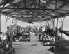 U.S. Marines In A Hospital On Guadalcanal With Wounds And Malaria In Oct. 1942. The Medical Unit Was Set Up In A Former Japanese Barracks During World War 2. History - Item # VAREVCHISL036EC958
