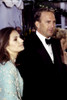 Kevin Costner And Wife Cindy At The Academy Awards, March, 1999 Celebrity - Item # VAREVCPSDKECOHR002