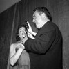 1954 Donna Reed Hands Edmond O'Brien [Best Supporting Actor History - Item # VAREVCSBDOSPIEC064