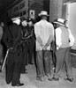 Zoot Suit Riots In Los Angeles. Police Examine The Draft Credentials Of Some African American Men. June 11 History - Item # VAREVCCSUA001CS685