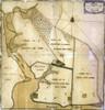 A Plan Of My Farm On Little Hunting Creek & Potomac River History - Item # VAREVCHCDLCGCEC823
