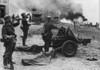 German Soldiers Drink Beer During The Burning Of Dieppe History - Item # VAREVCHISL037EC528