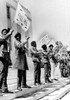 Black Panthers Protest Demonstrate Against Trial Of Huey Newton In Oakland History - Item # VAREVCSBDBLPACS003