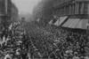 Ulster Volunteers Marching In Belfast During World War I History - Item # VAREVCHISL043EC325
