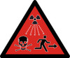 Pictogram Message For Future Ages. In 2007 For The International Atomic Energy Agency Designed It To Warn Future Generations To Avoid Nuclear Waste Storage Sites For 10 History - Item # VAREVCHISL034EC213