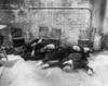 Re-Enactment Of The St. Valentine'S Day Massacre From Roger Corman'S 1967 Film History - Item # VAREVCHISL010EC299
