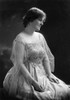 Rebekah Baines Johnson In 1917. She Attended College And Encouraged Her Son History - Item # VAREVCHISL033EC251